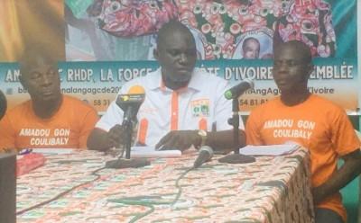 Côte d'Ivoire: Depuis Yopougon, un mouvement de soutien à Amadou Gon lance un appel à...