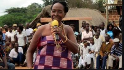Côte d'Ivoire: Décès d'Allah Thérèse, ce que Konan Bédié retient de l'artiste tradi-m...