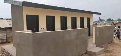 Côte d'Ivoire: Tabou, pour mettre fin aux défécations à l'air libre, un village bénéficie d'un bloc de latrine