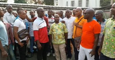 Côte d'Ivoire :  Affaire PETROCI-HOLDING /Travailleurs dits temporaires, l'audience r...
