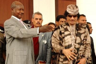 Ouganda-Libye: Pour Museveni, les africains auraient dû empêcher l'intervention de l'OTAN contre Kadhafi