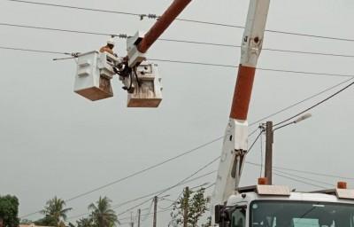 Côte d'Ivoire: Pas de sabotage à Azaguié mais un incident technique de la CIE en cours de retablissement