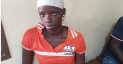Côte d'Ivoire: La servante enlève la fillette  de ses patrons à Issia, l'enfant retro...