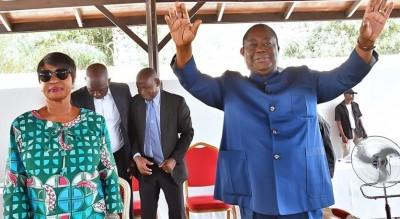 Côte d'Ivoire: Depuis Daoukro, Bédié demande à ses militants de participer à la march...
