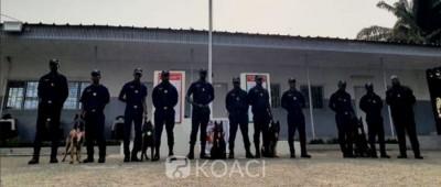 Côte d'Ivoire: Sapeurs-pompiers,  mise en place d'une unité cynotechnique, voici ses missions