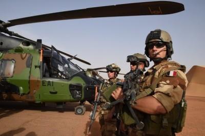 Mali: Deux soldats français blessés dans une explosion à Tombouctou