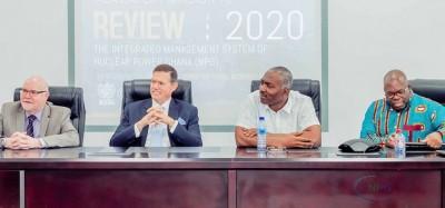 Ghana: L'énergie nucléaire à produire d'ici 2030