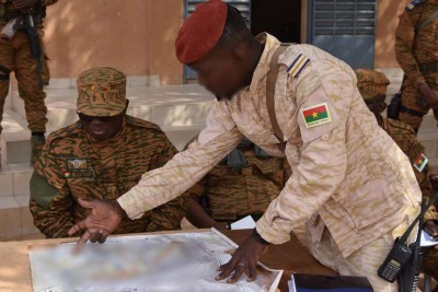 Burkina Faso: Lutte antiterroriste, la force conjointe du G5 sahel élargi sa zone d'opération