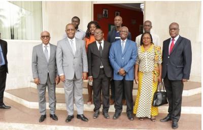 Côte d'Ivoire: Le GPATE « reconnait » enfin la nouvelle  Commission Electorale Indépe...