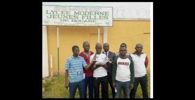 Côte d'Ivoire: Bouaké, empêchés par leur tutelle d'accéder aux établissements,  la CO...
