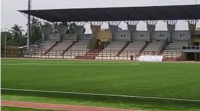 Côte d'Ivoire: Fermé pour travaux, le stade Robert Champroux à nouveau disponible