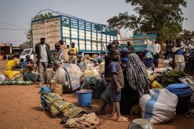 Burkina Faso: Le pays ravagé par la crise humanitaire la plus rapide croissance au monde