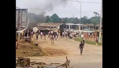 Côte d'Ivoire: À Agboville, une bagarre  d'élèves vire à une course-poursuite entre élèves et policiers