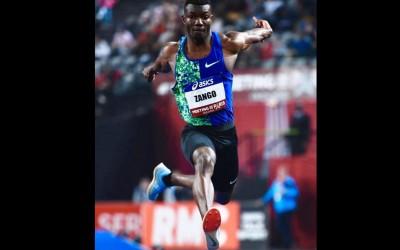 Burkina Faso: Nouveau record d'Afrique pour le triple sauteur burkinabé Hugues Fabrice Zango