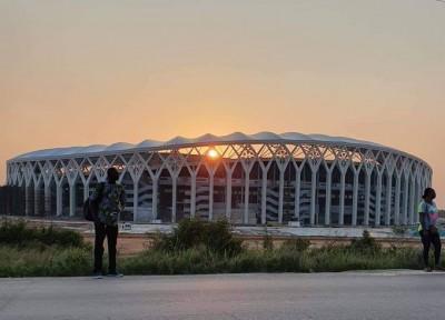 Côte d'Ivoire: Les 13 commissions techniques évaluent le stade d'Ebimpé réalisé à 99%