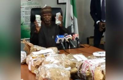 Nigeria : Près de 5 milliards de FCFA interceptés à l'aéroport de Lagos