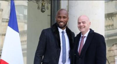 Côte d'Ivoire : Drogba candidat à la FIF favorable à une CAN tous les 4 ans, comme proposé par la FIFA