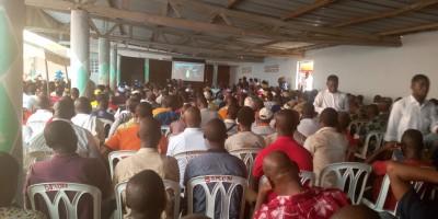 Côte d'Ivoire: Reprise du procès, à Yopougon, les partisans de Gbagbo suspendus à la décision des juges, la prise de parole de Gbagbo attendue avec impatience