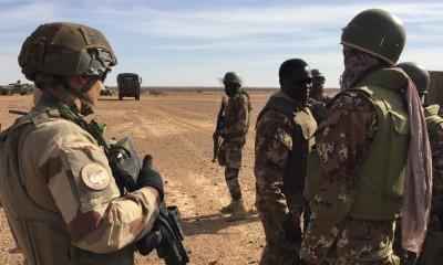 Burkina-Mali-Niger : La force Barkhane a neutralisé une trentaine de djihadistes