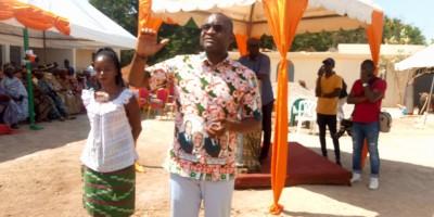 Côte d'Ivoire : Bouaké, pendant l'édition  « zéro » de Nanan Agni, Louis Habonouan martèle, « le peuple Baoulé n'est pas dupe »