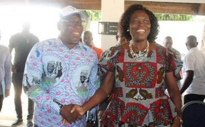 Côte d'Ivoire: 2020, depuis Cocody, Simone Gbagbo aux jeunes du FPI : «Nous n'avons pas droit à l'échec»