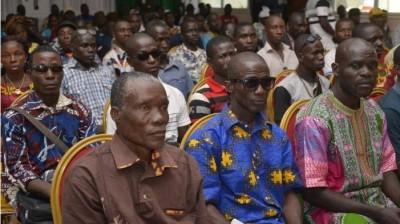 Côte d'Ivoire : Présidentielle 2020, depuis l'ouest, des ex-combattants prennent un important engagement