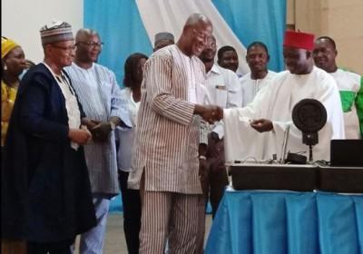 Burkina Faso : Élections couplées, l'enrôlement biométrique lancé à Dedougou