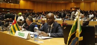 Togo : Sommet UA, présentation d'un projet pour la diaspora africaine