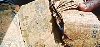 Nigeria: Les déchets de billets du Naira à recycler
