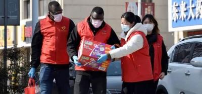 Togo-Chine : Deux braves togolais « au front » contre le Coronavirus à Changzhou-Jiangsu