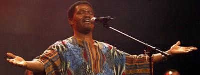 Afrique du Sud : Décès de Joseph Shabalala, fondateur du groupe accapela  Ladysmith Black Mambazo à l'âge de 78 ans
