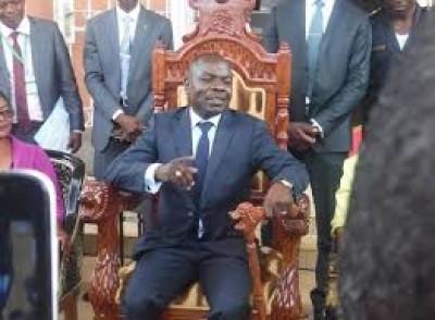 Cameroun: L'homme d'affaires camerounais Amougou Belinga, rachète la chaîne panafricaine Télésud