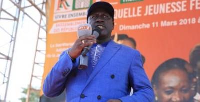 Côte d'Ivoire : De retour à Abidjan, Guikahué dément avoir rencontré Bictogo en France