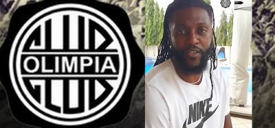 Togo : Adebayor attendu au Paraguay aux côtés du club Olimpia