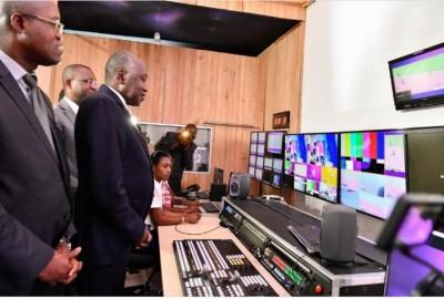 Côte d'Ivoire: Medias publics, la troisième chaîne de la RTI inaugurée par Amadou Gon,  la diffusion des émissions démarre le 16 février prochain