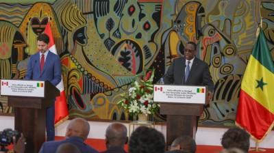Sénégal : Légalisation de l'homosexualité, Macky Sall dit non à Justin Trudeau et promet une « évolution »