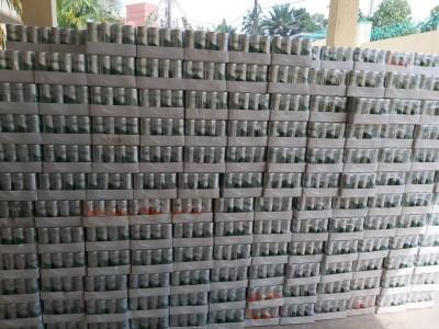 Côte d'Ivoire : Lutte contre la contrefaçon, saisie de 19.787 cannettes à Abidjan