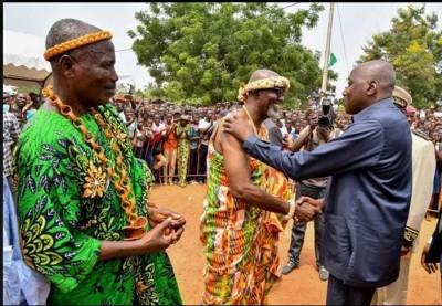 Côte d'Ivoire : Depuis Fresco, Gon annonce que la côtière sera transformée en autoroute