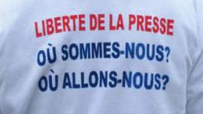 Cameroun: Le syndicat des journalistes condamne