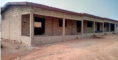 Côte d'Ivoire: Finançant la construction d'un bâtiment d'école, des orpailleurs clandestins chassés, défient l'autorité et revendique des terres, reportage