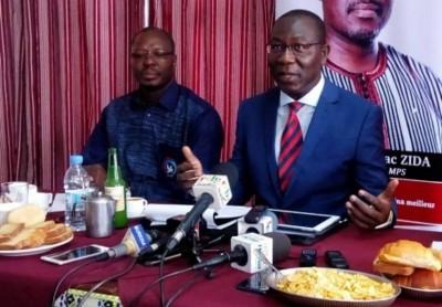 Burkina Faso : Un parti politique désigne l'ancien premier ministre Yacouba Zida comme candidat à la présidentielle