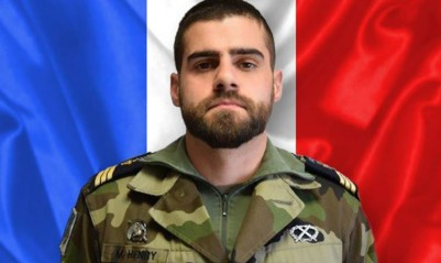 Burkina Faso :  Décès d'un soldat français de la force Barkhane