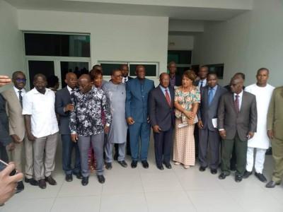 Côte d'Ivoire :  Élection présidentielle de 2020, le RHDP propose 250 millions de FCF...