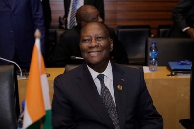 Côte d'Ivoire :  Ouattara rencontre les évêques mercredi à 17 heures 30 au Palais pré...