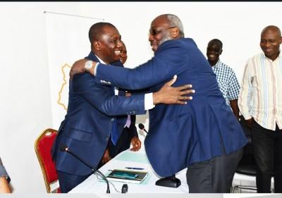Côte d'Ivoire : En fin de mandat ce mercredi, Sidy convoque les clubs pour le 29 février et entretient le flou sur l'ordre du jour