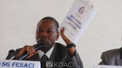 Côte d'Ivoire : Suspension des salaires des enseignants pour faits de grève, une cent...