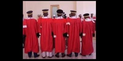 Burkina Faso : Les magistrats suspendent les audiences publics en attendant la tenue d'une assemblée générale de leurs syndicats