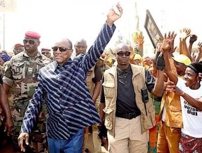 Guinée : En campagne pour le référendum, Condé ordonne : « Quiconque veut saccager les urnes le jour du vote, frappez-le...»