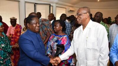 Côte d'Ivoire: Bédié annoncé à Grand-Bassam, les militants PDCI «la ville est dans les mains d'apprentis sorciers»