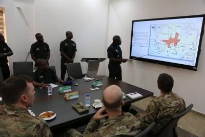 Côte d'Ivoire : Les armées ivoiriennes et américaines évaluent la menace terroriste en Afrique de l'Ouest